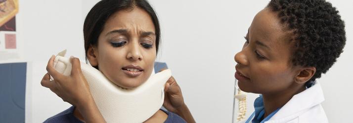 Chiropractic Roseville CA Neck Injury