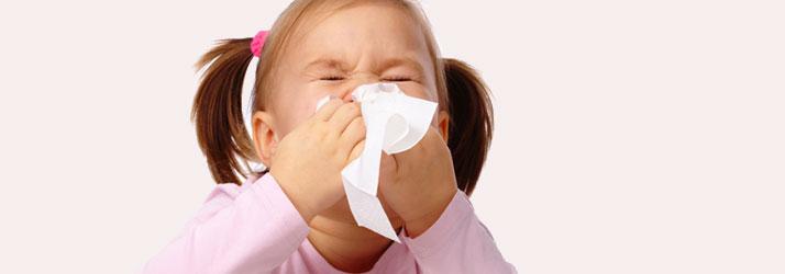 Chiropractic Roseville CA Sick Child