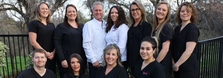 Chiropractor Roseville CA Dr Michael Putman and Team